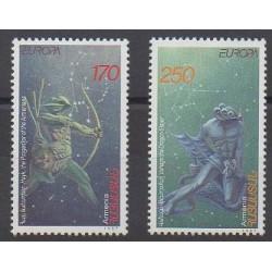 Armenia - 1997 - Nb 279/280 - Europa