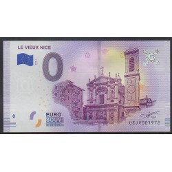 Euro banknote memory - Le Vieux Nice - 2018-1 - Nb 1972