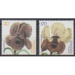Armenia - 1997 - Nb 282/283 - Flowers