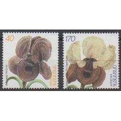 Arménie - 1997 - No 282/283 - Fleurs
