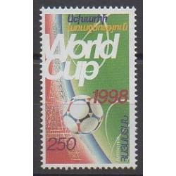 Armenia - 1998 - Nb 299 - Soccer World Cup