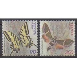 Arménie - 1998 - No 297/298 - Insectes