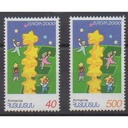 Arménie - 2000 - No 330/331 - Europa