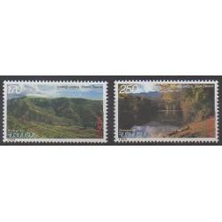 Arménie - 1999 - No 313/314 - Parcs et jardins - Europa