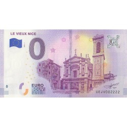 Euro banknote memory - Le Vieux Nice - 2018-1 - Nb 2222