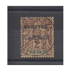 Mong-Tzeu - 1903 - No 2 - Oblitéré