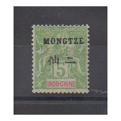 Mong-Tzeu - 1903 - No 4 - Neuf avec charnière