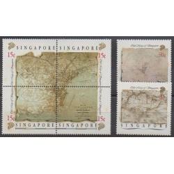 Singapour - 1989 - No 552/557