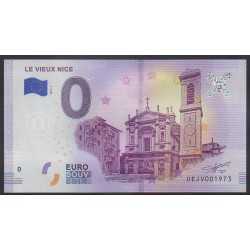 Euro banknote memory - Le Vieux Nice - 2018-1 - Nb 1973