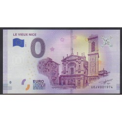 Euro banknote memory - Le Vieux Nice - 2018-1 - Nb 1974