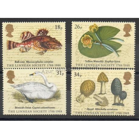 Grande-Bretagne - 1988 - No 1293/1296