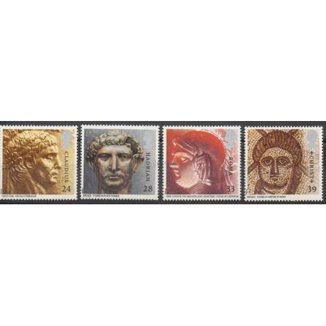 Great Britain - 1993 - Nb 1679/1682 - Art