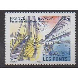 France - Poste - 2018 - Nb 5218 - Bridges - Europa