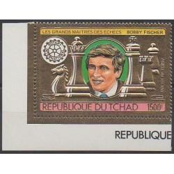 Tchad - 1982 - No PA246J - Échecs
