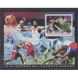 Cuba - 2004 - No BF190 - Échecs