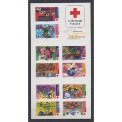 France - Booklets - 2018 - Nb BC1548 - Health