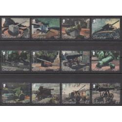 Gibraltar - 2018 - Nb 1842/1853 - Military history