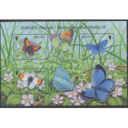 Jersey - 2006 - No BF 71 - Papillons
