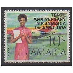 Jamaica - 1979 - Nb 465 - Planes
