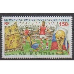Wallis and Futuna - 2018 - Nb 887 - Soccer World Cup