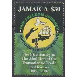 Jamaïque - 2007 - No 1134 - Droits de l'Homme