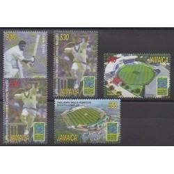 Jamaïque - 2007 - No 1129/1133 - Sports divers