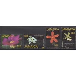 Jamaïque - 2006 - No 1125/1128 - Fleurs