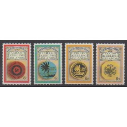 Cocos (Iles) - 1993 - No 271/274 - Monnaies, billets ou médailles