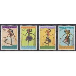 Cocos (Iles) - 1994 - No 306/309