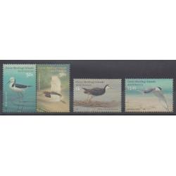 Cocos (Iles) - 2008 - No 429/432 - Oiseaux