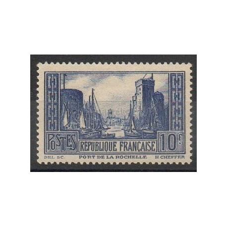 France - Poste - 1929 - Nb 261