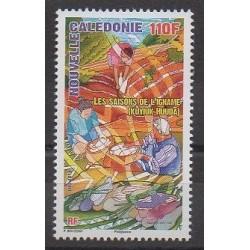 Nouvelle-Calédonie - 2018 - No 1332