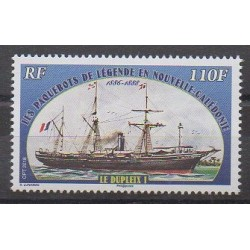 New Caledonia - 2018 - Nb 1335 - Boats