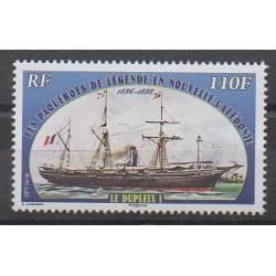 Nouvelle-Calédonie - 2018 - No 1335 - Navigation