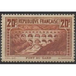 France - Poste - 1929 - No 262 - Neuf avec charnière