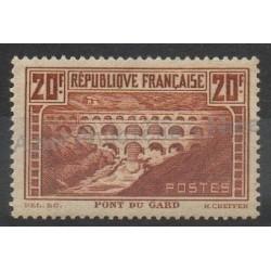 France - Poste - 1929 - No 262