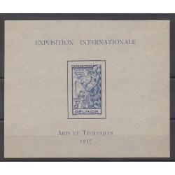 Réunion - 1937 - No BF1 - Neuf avec charnière