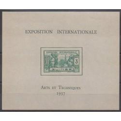 Guinée - 1937 - No BF1 - Neuf avec charnière