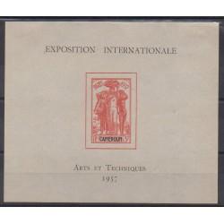Cameroun - 1937 - No BF1 - Neuf avec charnière