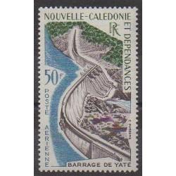 New Caledonia - 1955 - Nb PA70
