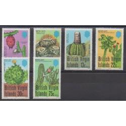 Virgin (Islands) - 1979 - Nb 358/363 - Flowers