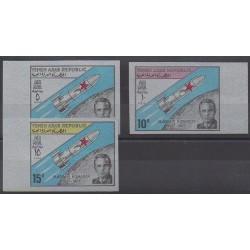 Yémen - République arabe - 1968 - No 94ND - Espace