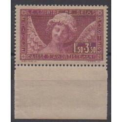 France - 1930 - No 256 - Très bon centrage et bord de feuille