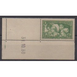 France - 1931 - No 269 - Coin daté et très bon centrage