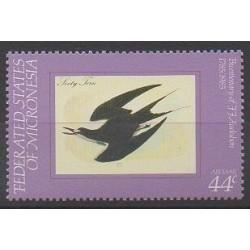Micronésie - 1985 - No PA12 - Oiseaux