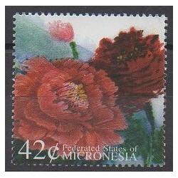 Micronésie - 2009 - No 1671 - Fleurs