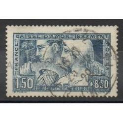 France - Poste - 1928 - No 252 - Oblitéré