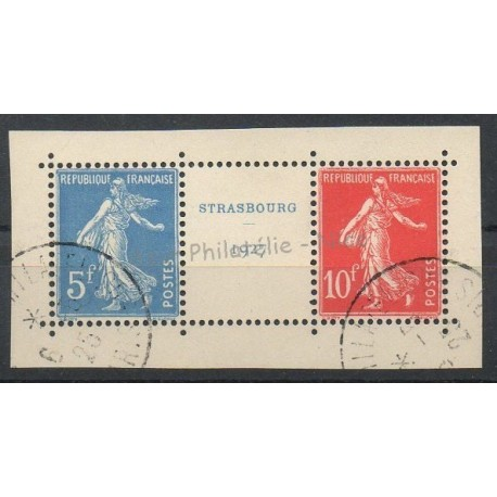 France - Poste - 1927 - Nb 242A - Used