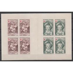France - Carnets - 1962 - No C2011