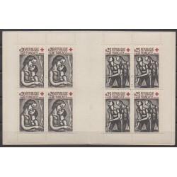 France - Booklets - 1961 - Nb C2010